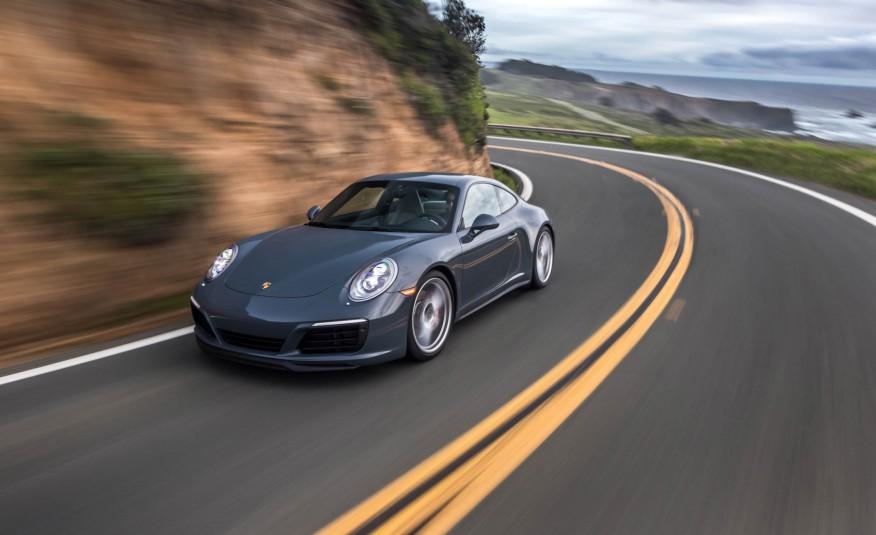 Z cyklu ikony stylu – Porsche 911