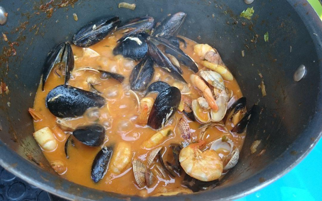Najlepsze dania świata – Małże De Kotor